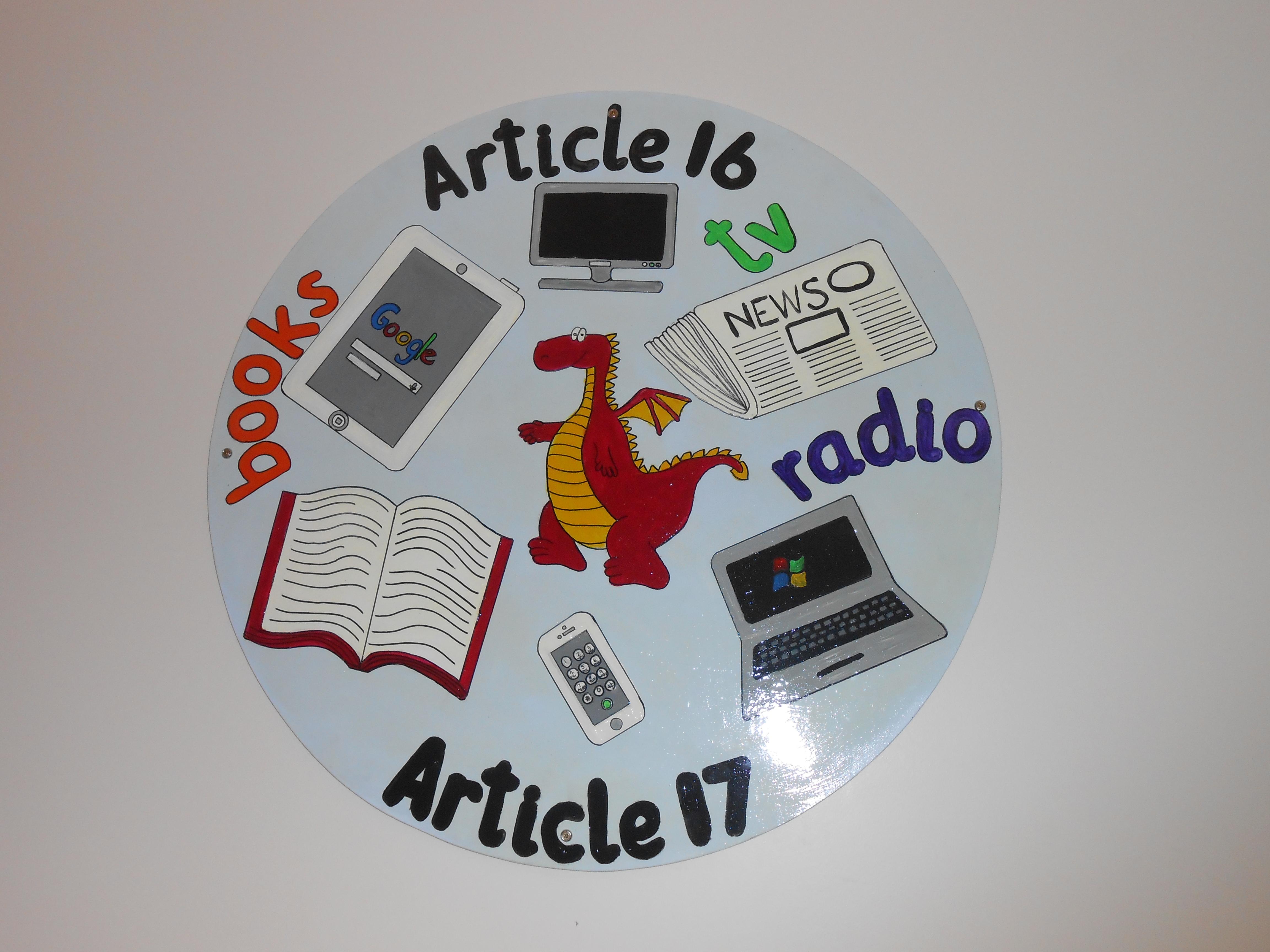 ICT disc