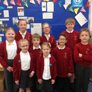 Pupils Who Are Members Of Our Steering Group